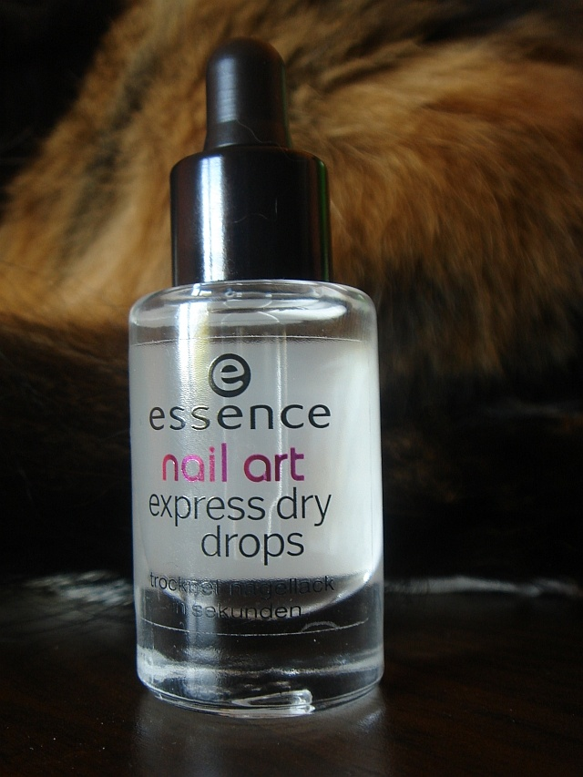 Essence - express dry drops