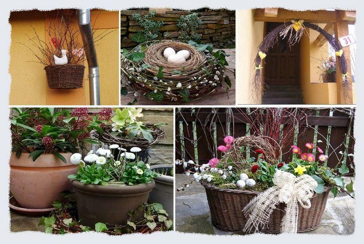 jarní inspirace zahrada - Hledat Googlem