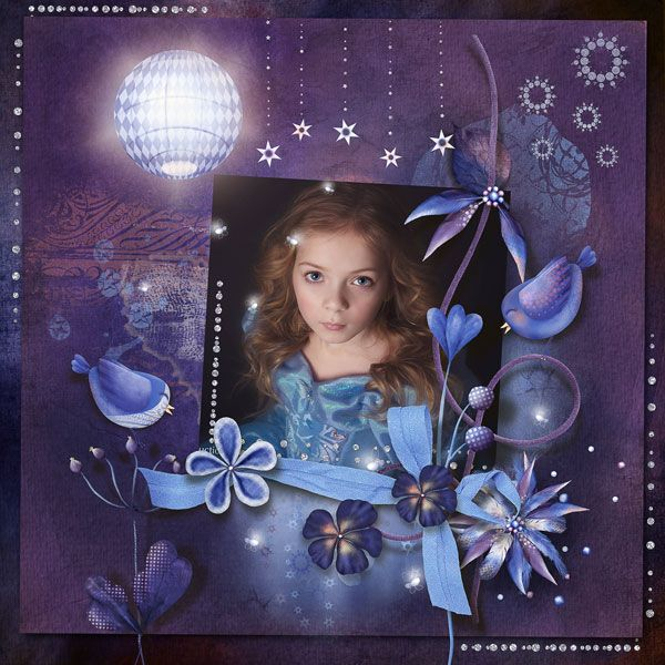 """NEW*NEW*NEW  """"Ink Night"""" by Sarahh Graphics   photo Frosted Productions use with permission  https://www.pickleberrypop.com/shop/product.php?productid=53005&page=1  save 31%"""