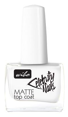 Celebrity Nails Matte Top Coat