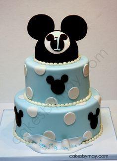 baby mickey mouse cupcakes - Buscar con Google