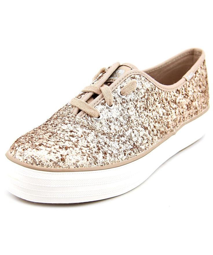 KEDS Keds Champion Triple Glitter Women  Round Toe Synthetic  Sneakers'. #keds #shoes #sneakers