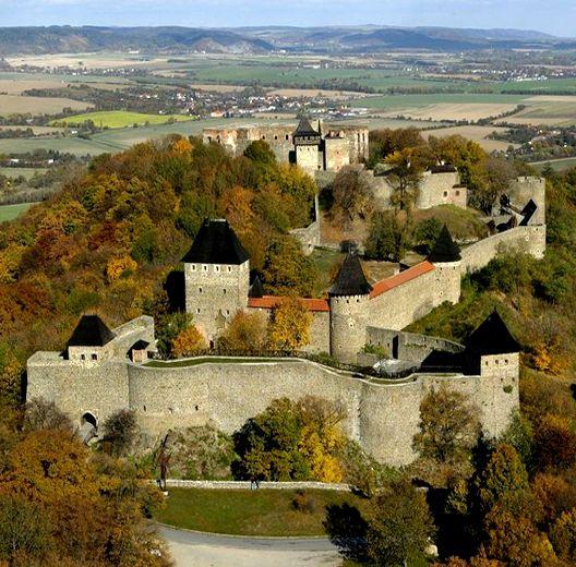 Helfštýn castle (North Moravia), Czechia