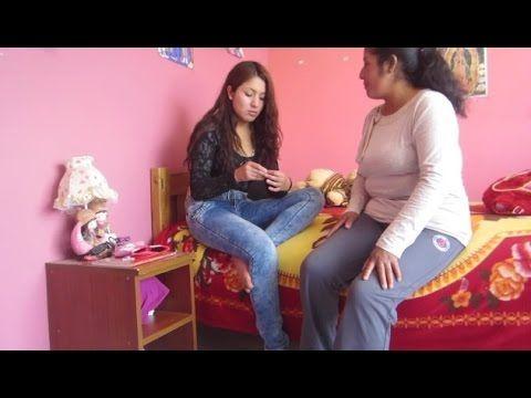 """""""Mamá estoy embarazada"""" - Adolescentes les hacen la broma del embarazo a..."""
