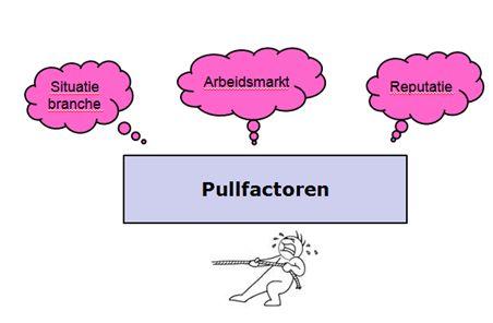 Pullfacoren zijn factoren die mensen naar een bepaald land toe trekken.
