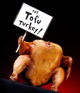 Recipe of the Day ~ Lemon Herb Tofu Turkey & Stuffing   #veganturkey #tofuturkey #Thanksgivingrecipe #goodnessg