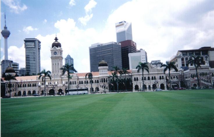 Palazzo del sultano - Kuala Lumpur - Malesia