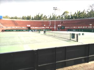 Chandigarh Lawn Tennis Association (CLTA) Stadium Chandigarh Lawn Tennis Association (CLTA) sports complex is developed to help in determining the full potential of a student for tennis. Situated in sector 10, Chandigarh the tennis sports complex is a excellent venue for Tennis tournaments