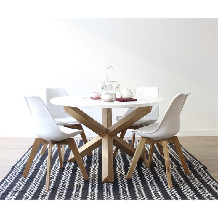 17 mejores ideas sobre mesas redondas en pinterest mesas - Mesas redondas comedor ...