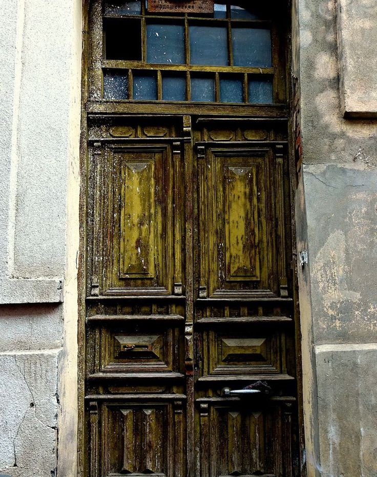 Old wooden door in Tbilisi by Julieta Ghazaryan on 500px