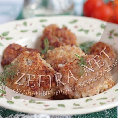 Мясные оладьи из фарша с овсянкой-домашние рецепты с фото