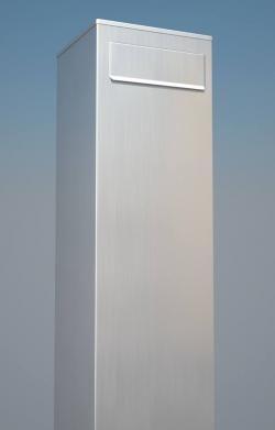 Brievenbus Monolith Inox