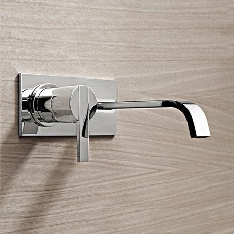 Collezione di rubinetteria Dorotea: stile moderno, perfezione tecnica - Signorini Rubinetterie - Miscelatore lavabo