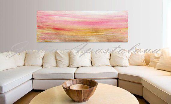 JuliaApostolova - Minimal art, Abstract Landscape #home #design #homedesign #painting #interior #art #sisustus #taide #taulu #sisustaminen #sisustusidea #interiordesign #inredning