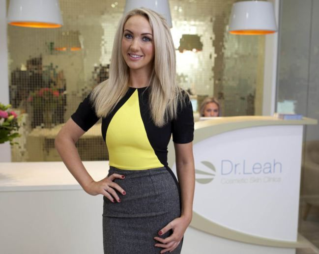The Apprentice winner launches first clinic