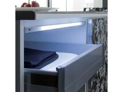 Loox Compatible 12v Led Detroit Drawer Door Strip Light