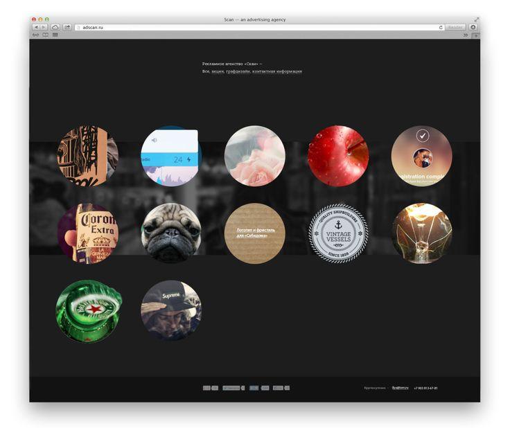 Дизайн сайта печатной организации