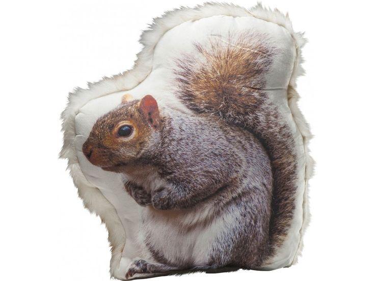 Poduszka Squirrel Fur — Poduszki — KARE® Design