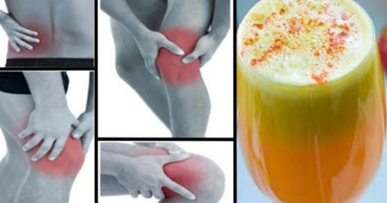 Viral Alternative News: Say Goodbye To Pain In Your Joints, Legs, And Lower Back With This Proven Anti – Inflammatory Juice