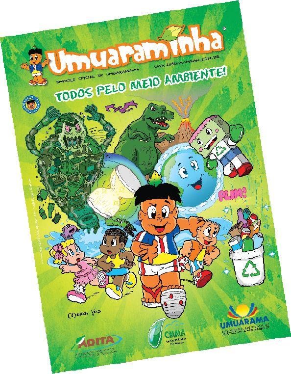 Gibi Umuaraminha Todos Pelo Meio Ambiente