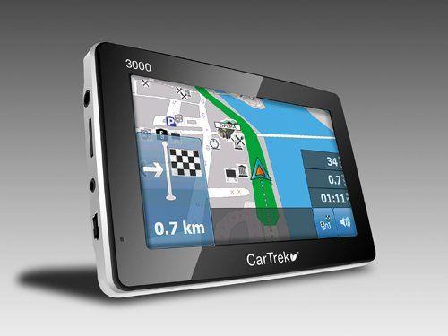 CarTrek 3000