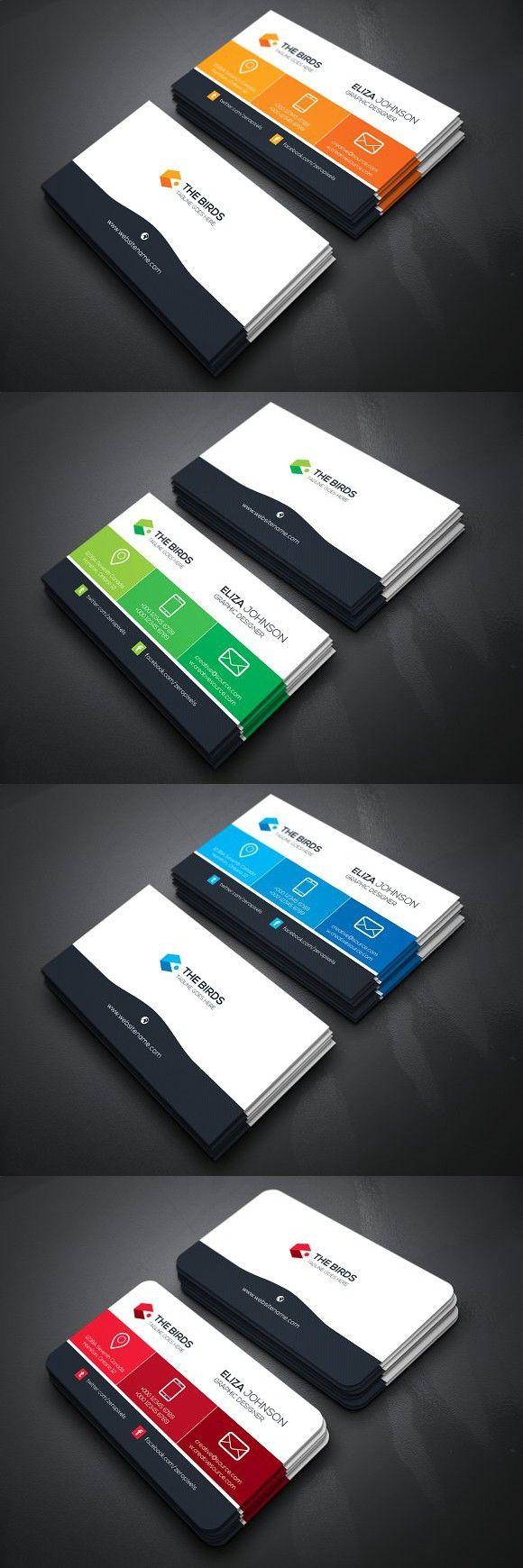 Business Cards #black