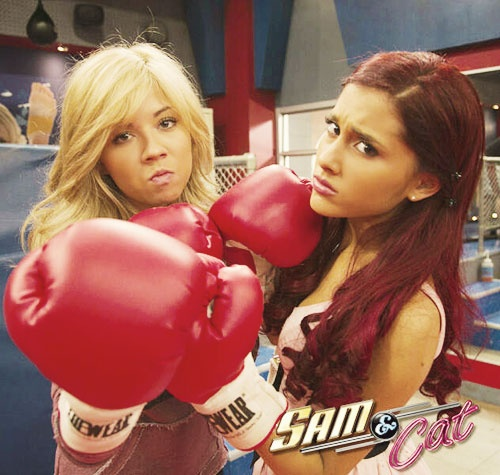 Sam and Cat coming out this June! <3