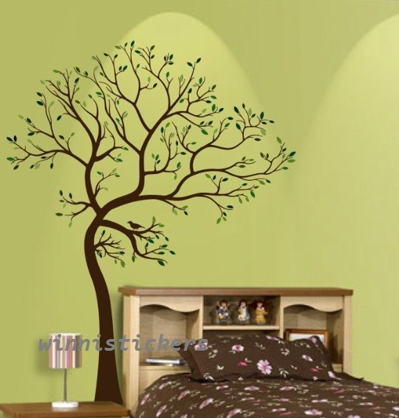 Best Wall Decals Images On Pinterest Tree Wall Decals Wall - Yellow bird wall decals