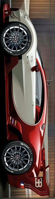 ''2017 Bugatti Vision Gran Turismo '' Nouvelles voitures et prototypes pour 2017