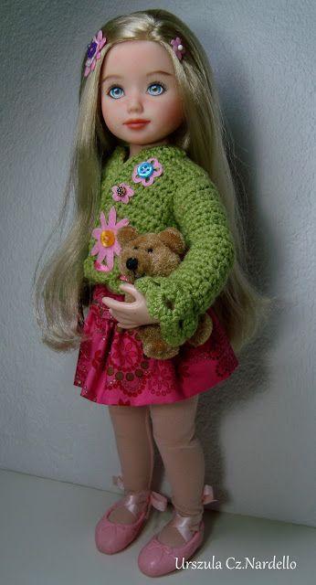 #jolina #doll #repaint #custom #ooak