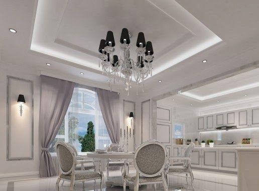 Desain Dapur Minimalis Berwarna Putih Bersih Model 2014 gambar 8