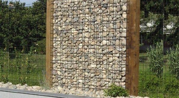 les 25 meilleures id es concernant mur en gabion sur pinterest banc jardin murs de. Black Bedroom Furniture Sets. Home Design Ideas