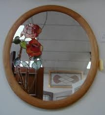 GLASS PAINTING MADE EASY.: Glass Painted Wall Mirrors
