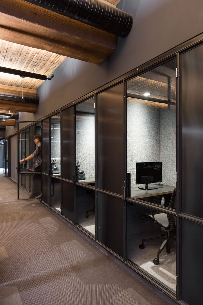 Slack Offices - Vancouver - Office Snapshots #officedesignscorporate