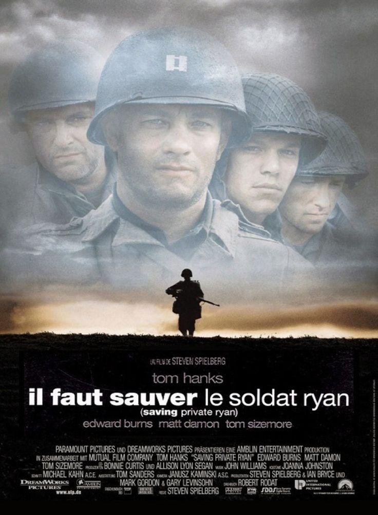 Il faut sauver le soldat Ryan, Spielberg