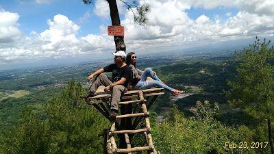 Wisata Religi Kristen Katholik Jogjakarta Yogyakarta & Jawa Tengah: PUNCAK BECICI - Lokasi Wisata Spot Selfie Wefie Se...