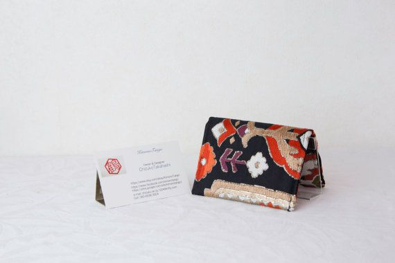 24 best kimono tango credit cardbusiness card case images on business card case blossoms of the orient kimono business card case japanese business card case business card case japanese card case colourmoves