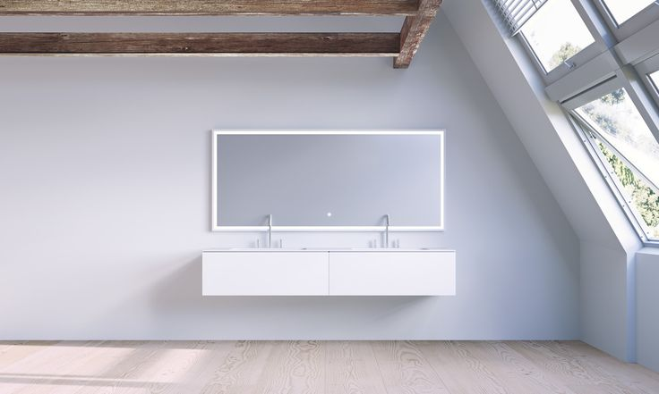 Copenhagen Bath - SQ2 series Danish Design: Mikal Harrsen