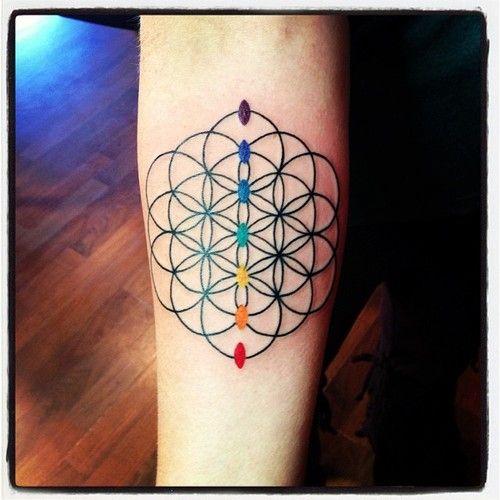 sacred geometry tattoo - Поиск в Google