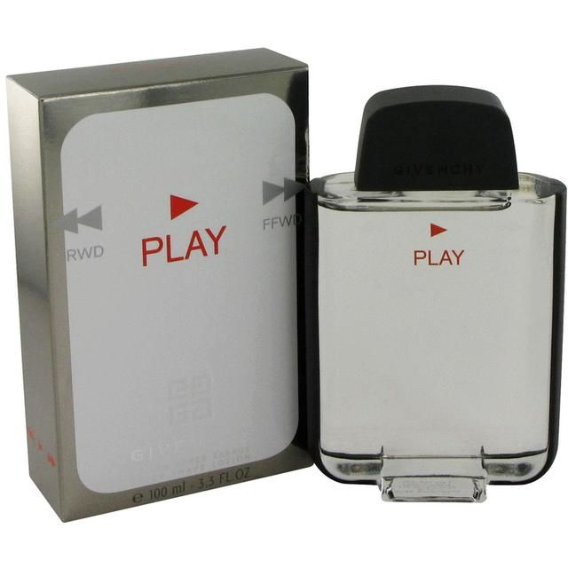 Givenchy Play by Givenchy After Shave Lotion for Men (3.4 oz)