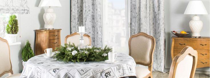 Kolekcja tkanin Christmas - Dekoria