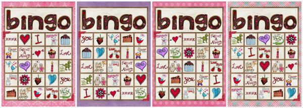 Fun! I love playing Bingo with the girls! Grab this FREE PrintableValentine BINGOGame for loads of fun this season! Print on a printable cardstock or o