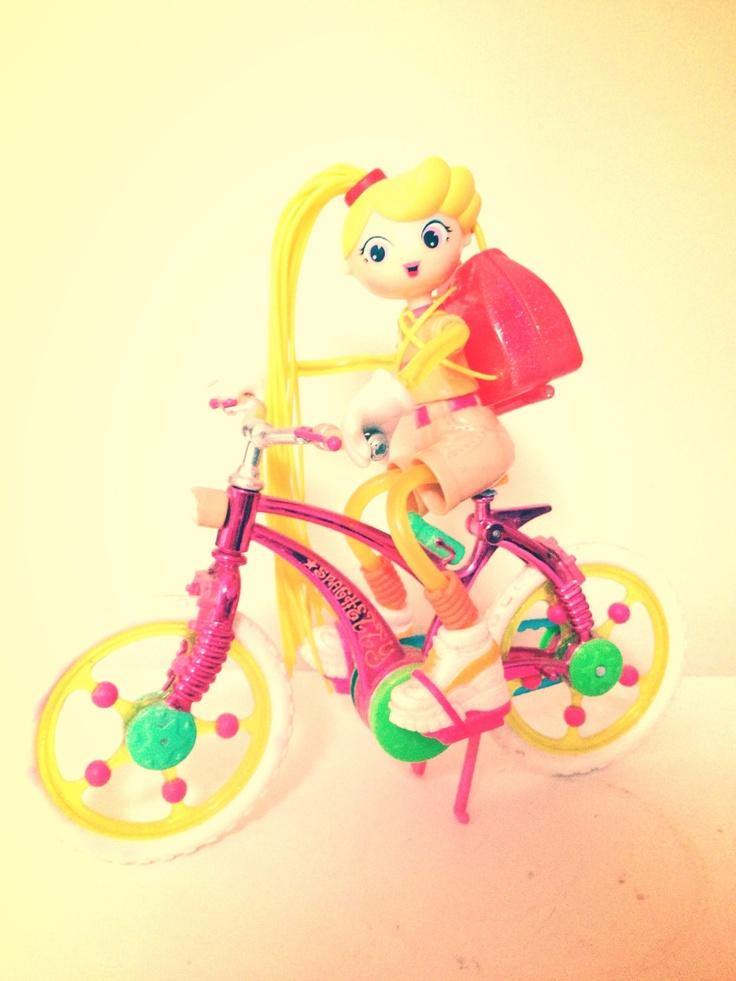 Betty's Bike Betty Spaghetti Bandai