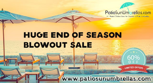 PatioSunUmbrellas.com is an online store that specializes in selling top quality Large Patio Umbrella & Outdoor Cantilever Umbrella. Free Shipping and Lifetime Warranty on all Orders. Order Today!