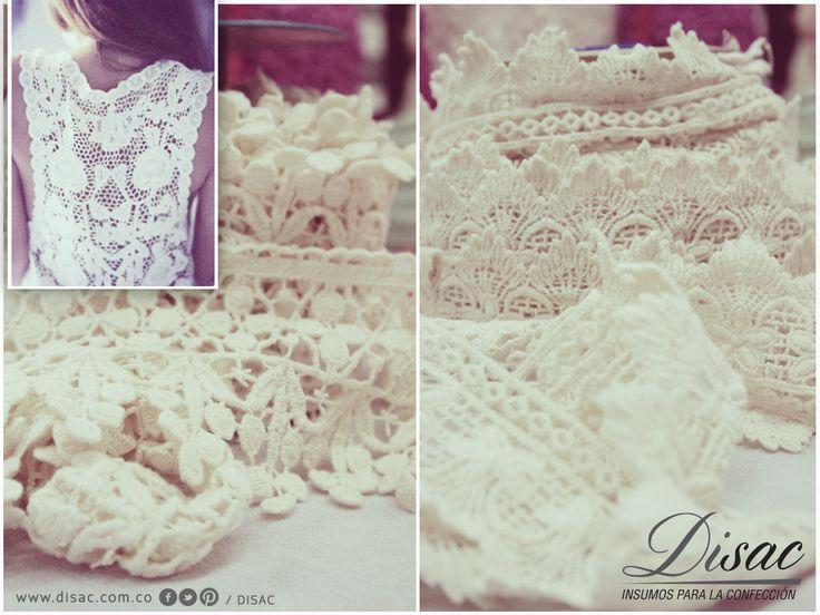 En DISAC encuentra los insumos que necesitas para estar en la moda, nuevos estilos, materiales que van a la vanguardia