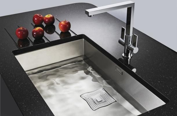 Franke stainless steel sink pkx110 70