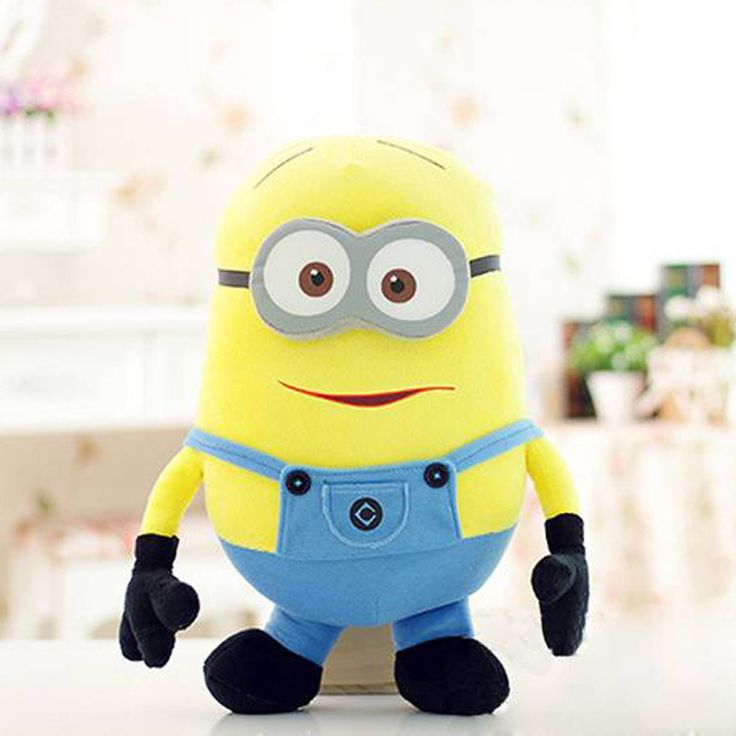 Despicable me 2 plush soft movie minion minions 3d eye doll xmas gift cushion | worth buying on AliExpress
