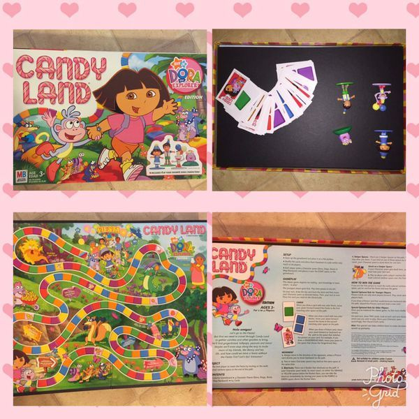Dora the Explorer Candyland game for Sale in Braidwood, IL