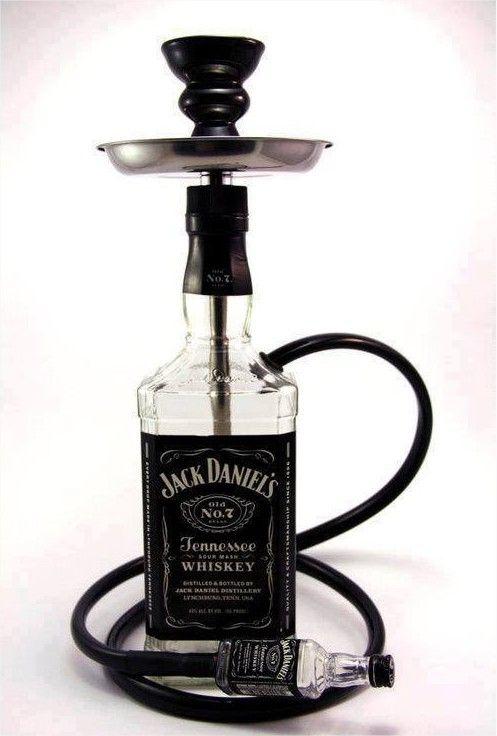 Narguile de Jack Daniels