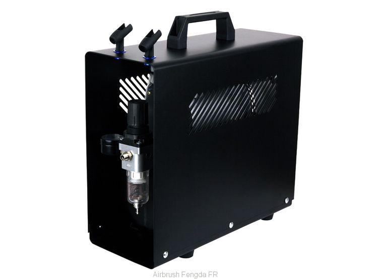 Hobby compresseur avec cuve Fengda® AS-186 A